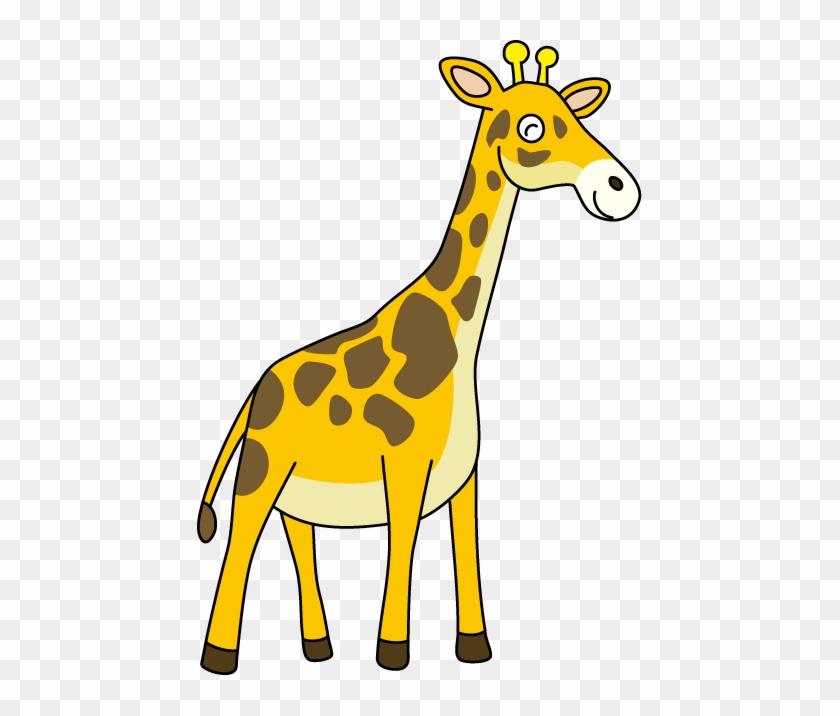 Giraffe Clip Art Free Clipart Images - Brain Teasers For Kids #19674