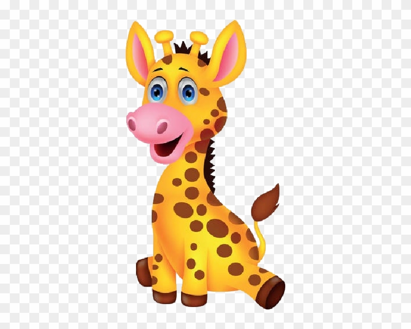 Image Of Giraffe Clipart 8 Giraffe Clip Art Free Clipartoons - Cartoon Cute Baby Giraffe #19718