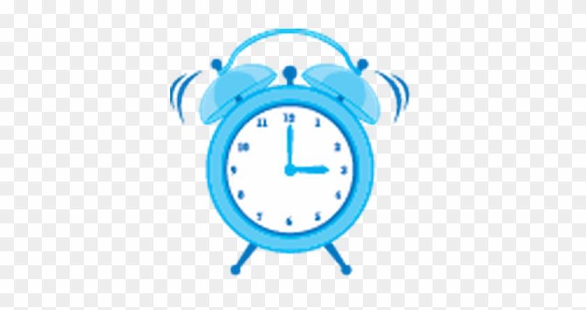 Cute Clock Alarm - Clip Art #19731