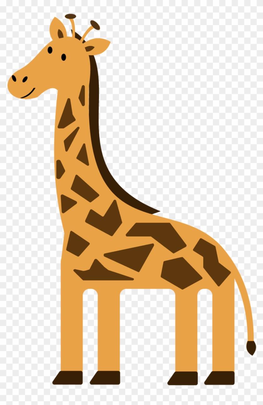 Giraffe Clipart - Clip Art #19738