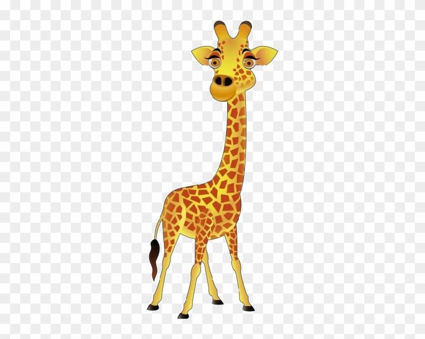 Giraffe Images Clip Art - Free Clip Art Giraffe #19750