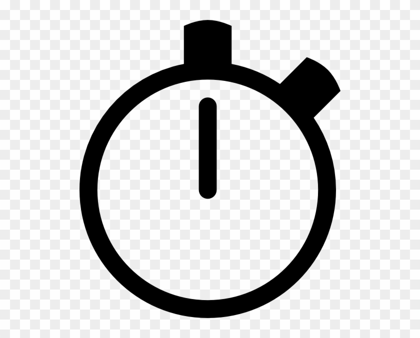 Surprising Ideas Stopwatch Clipart Stop Watch Icon - Stopwatch Clipart #19782