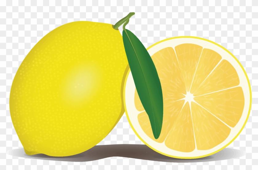 Lemon - Lemon Clipart Png #19815