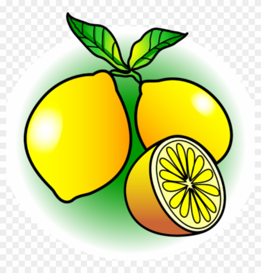 Lemon Clipart Image Lemon Food Clip Art Christart Animations - Clip Art Lemon #19818