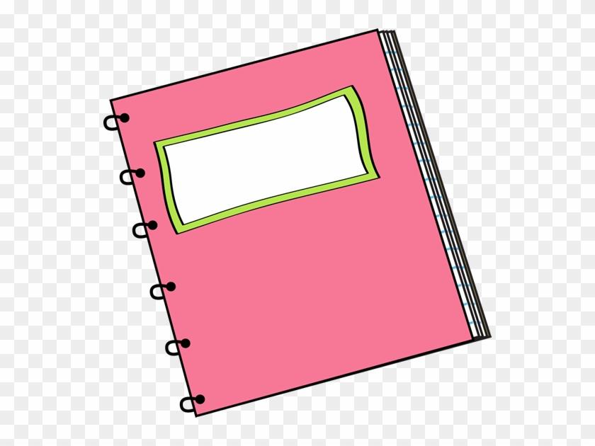 Blank Book Clipart - Notebook Clipart #19823