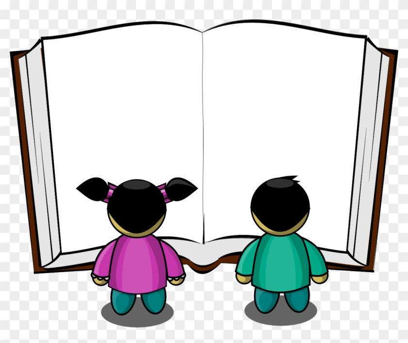 Book Clip Art - Right To Education Clipart #19839