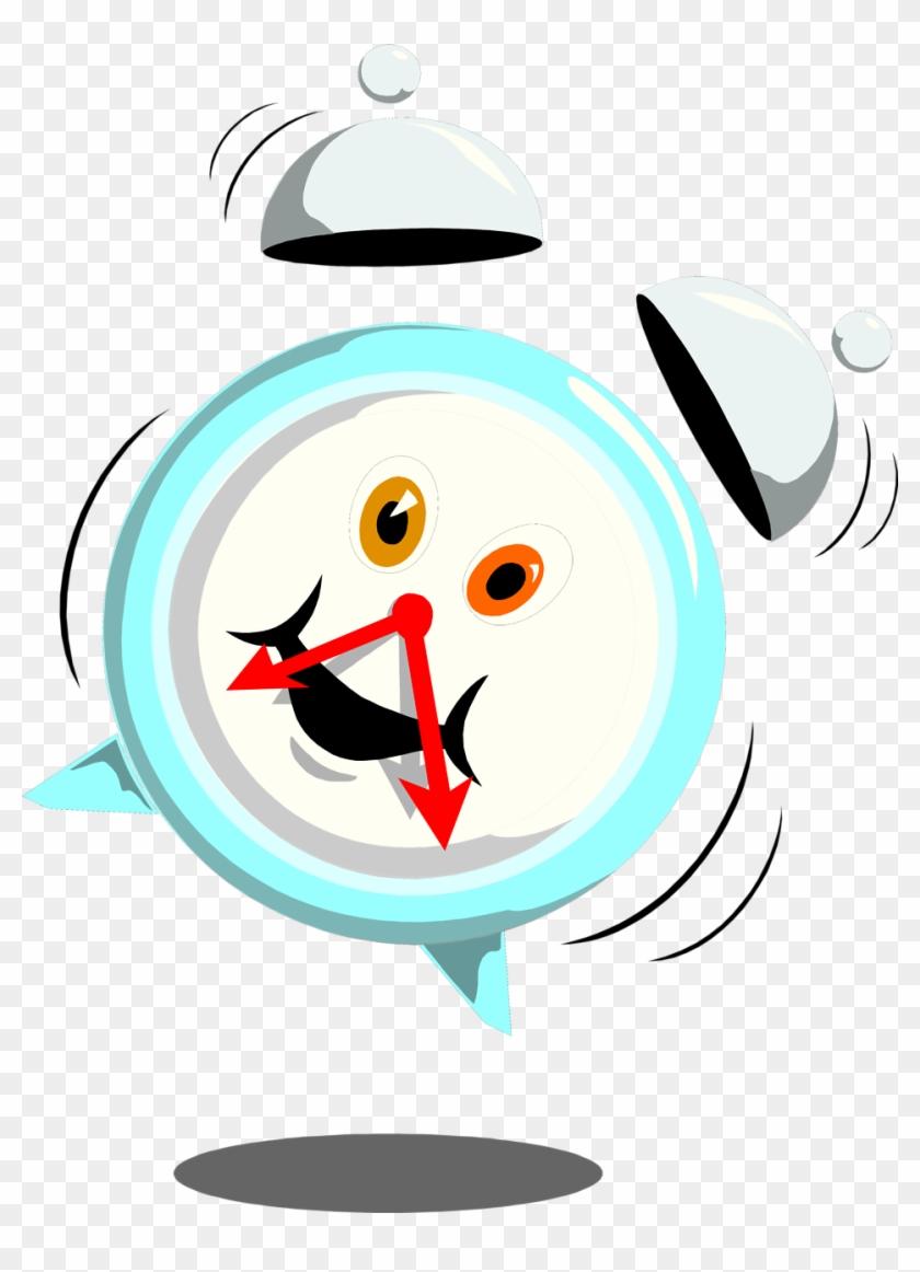 Alarm Clocks Clip Art - Alarm Clocks Clip Art #19870