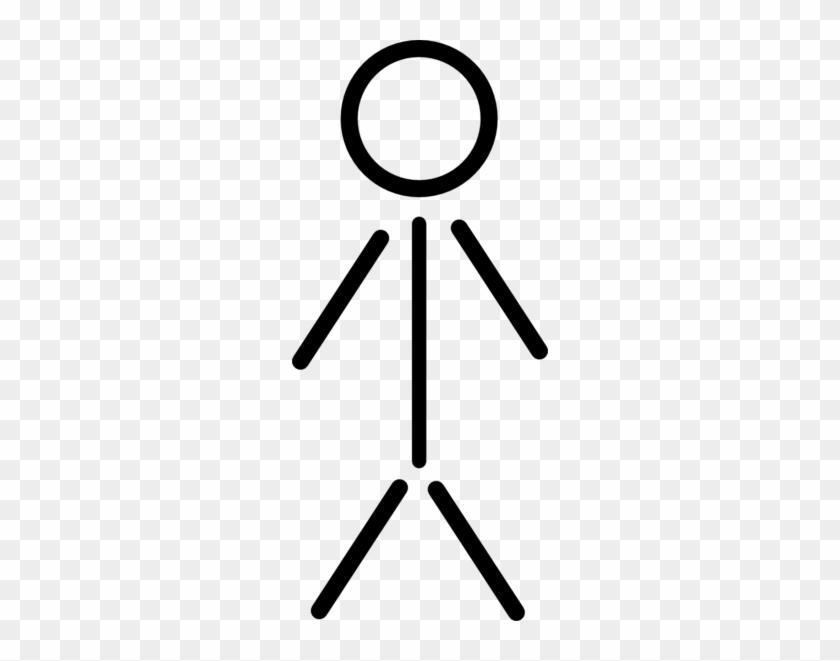 Stick Figure Stick People Clip Art - Clip Art Stick Figure #19853