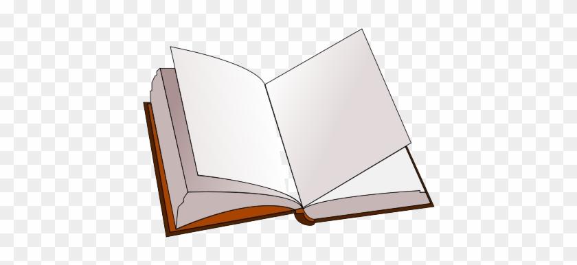 Download - Open Book Clip Art #19854