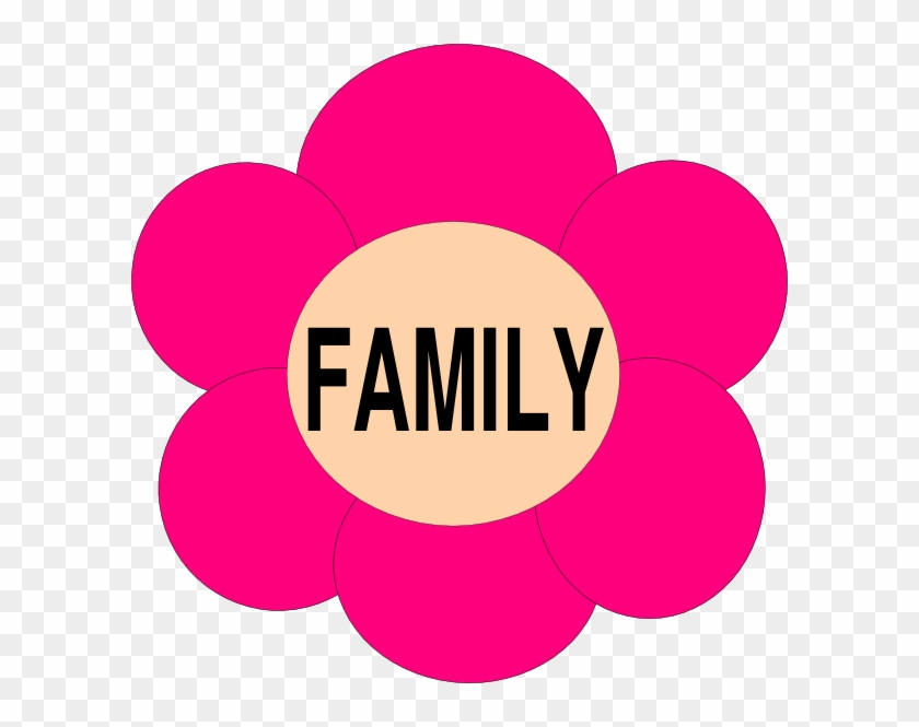 Pink Family Clip Art #19864