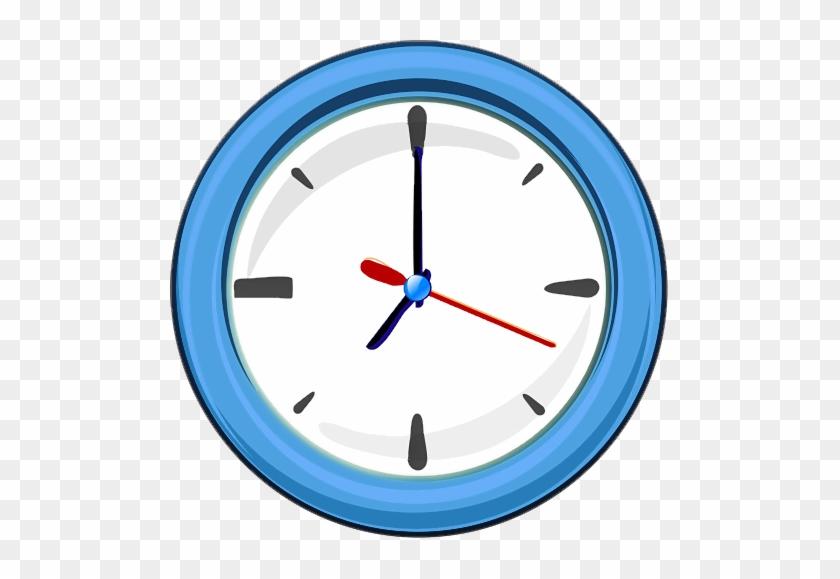 Clock Png Transparent Images Free Download Clip Art - Wall Clock Clipart Png #19933