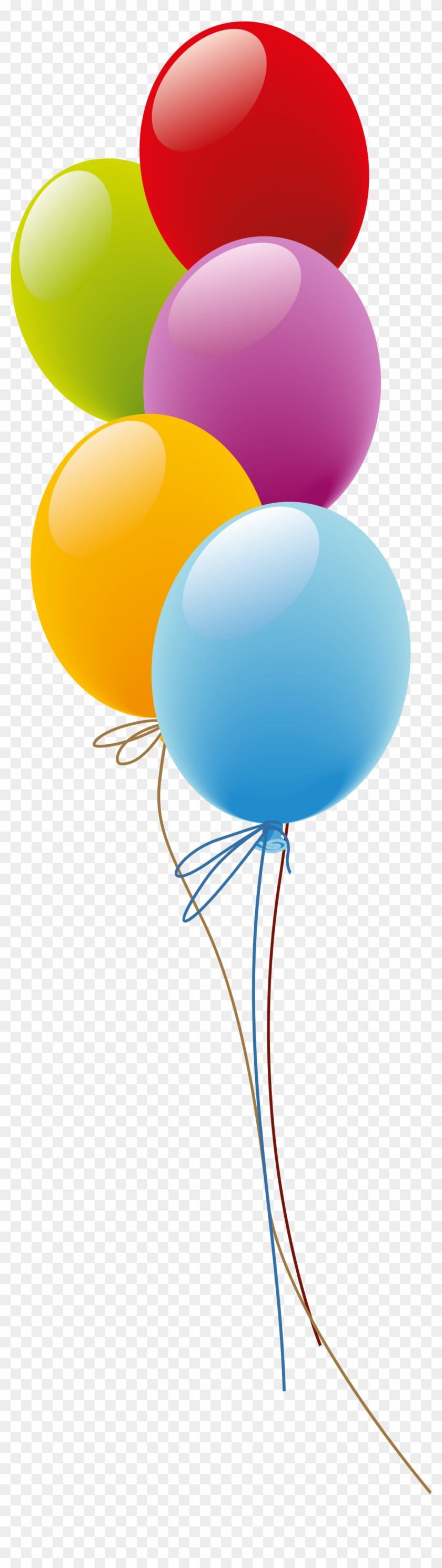 Balloons Png Picture - Balloon Pngs #19961