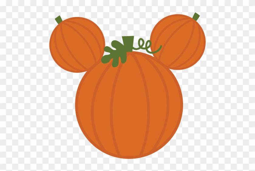 Mickey Pumpkin Clipart - Pumpkin Svg Free #20049