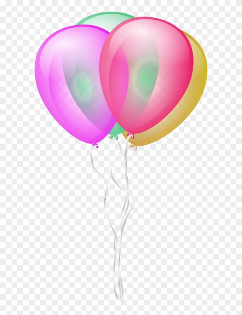 Vector Clip Art - Balloon #20055