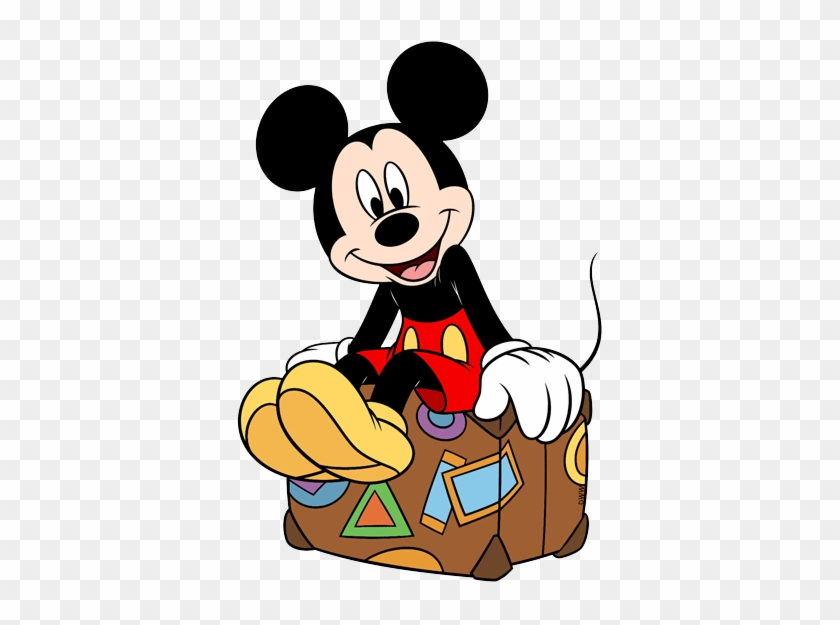 Mickey Mouse Clip Art - Mickey Mouse #20060