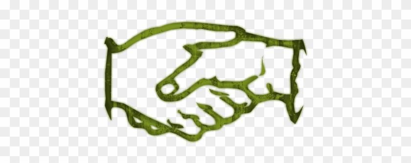 Handshake Pointing Hand Clipart Free Clip Art Images - Handshake Icon #20078