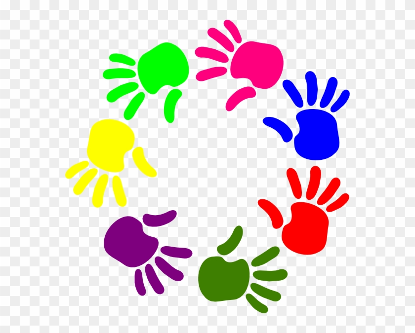 Helping Hands Clipart #20192