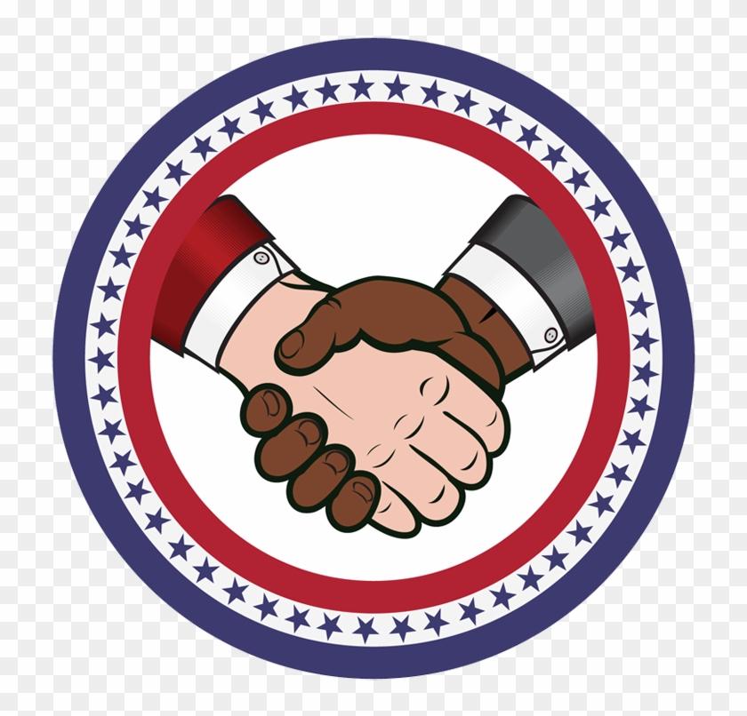 Handshake Clip Art Hand Shake Clipart - Printable Protractor 360 #20193