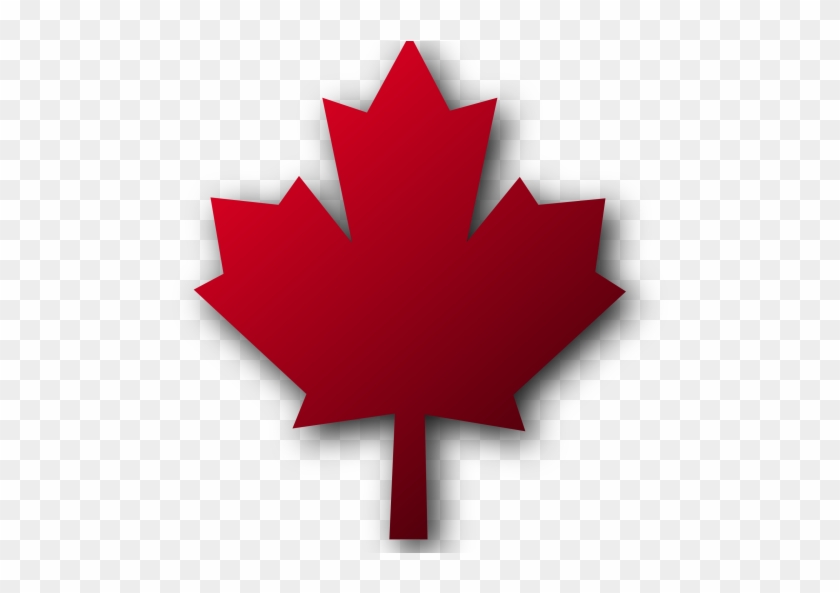 Cropped Maple Leaf Clipart Black And White Maple Leaf - Toronto Pearson International Airport #20253
