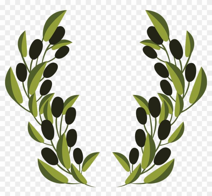 Olive Branch Clip Art - Olive Branch Clip Art #20269
