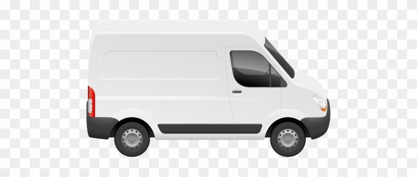 Van Png Clip Art - White Van Clipart #20264