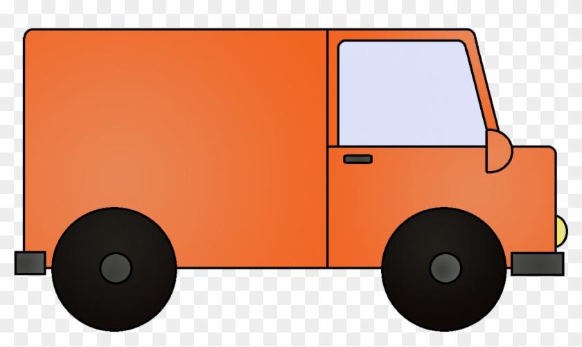 Clipart Info - Delivery Van Clipart #20272