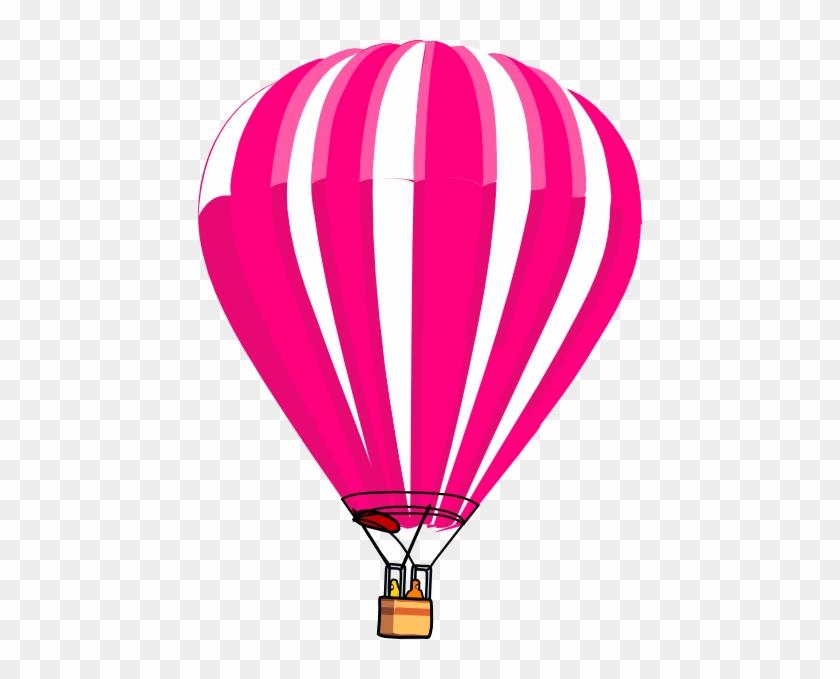 Hot Air Balloon Clip Art - Hot Air Balloon Vector Free Download #20301