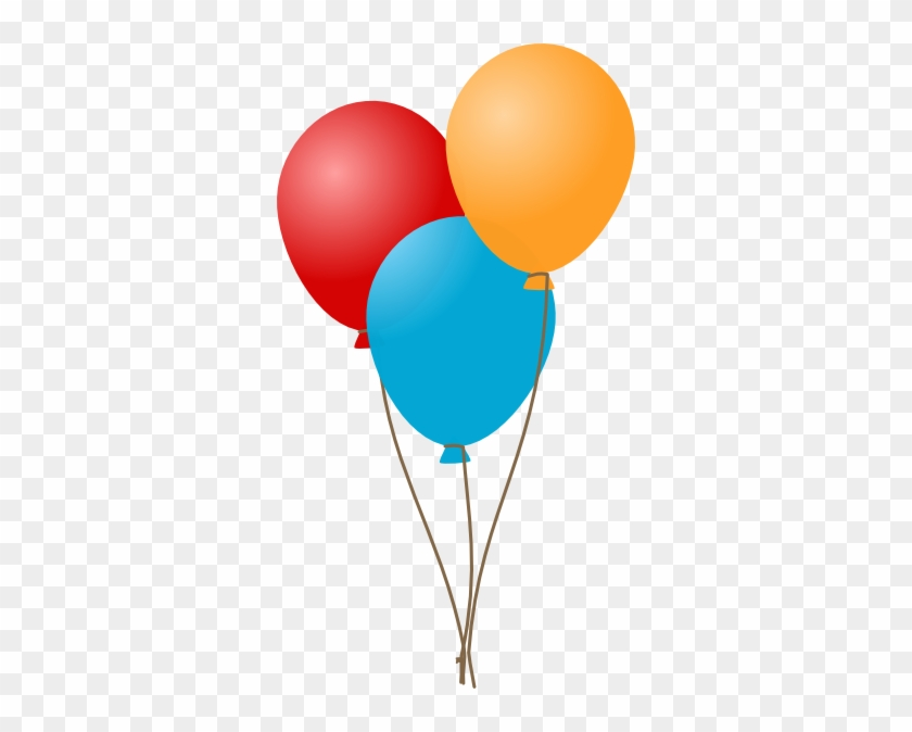 Clip Art Balloons Clipart Image - Balloons Clip Art #20322