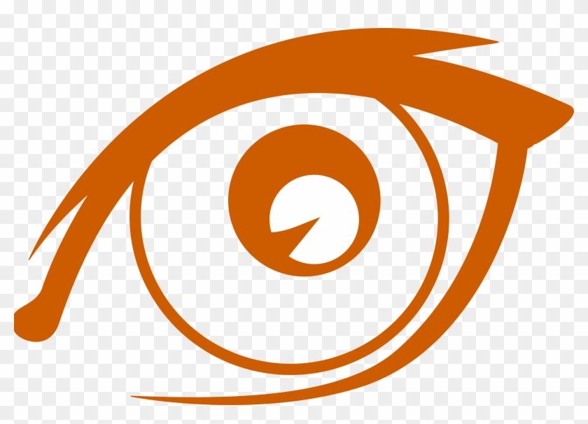 Eyes Clipart - Simple Eye Vector #20327