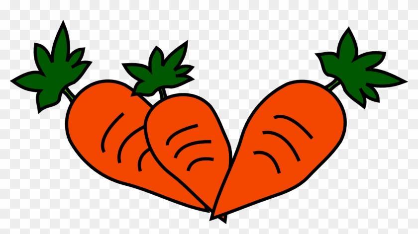 Wortel Clipart - Carrots Clipart #20334