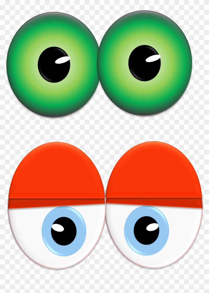 Eye Free Content Clip Art - Eye Free Content Clip Art #20383