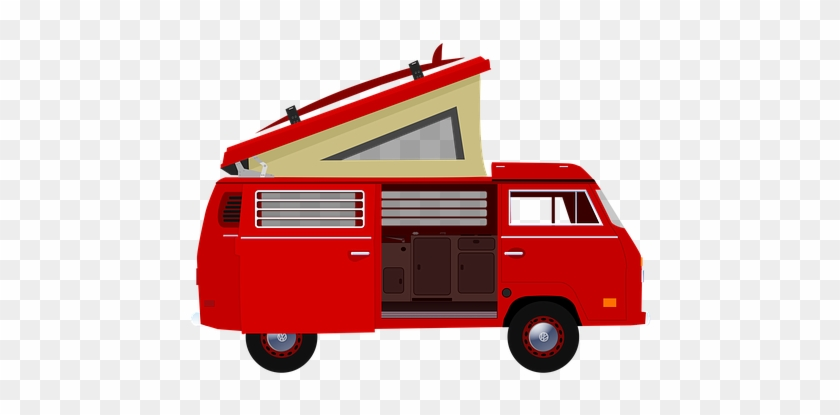 Vanagon Volkswagon Kombi Van Surf Van Camp - Laptop Repairing Training #20355