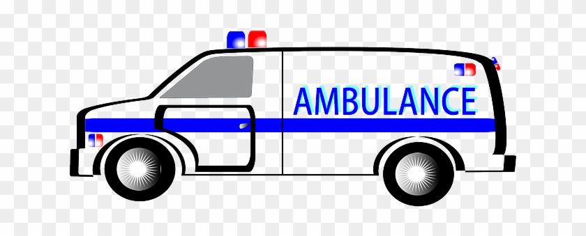 Hospital Ambulance Clipart - Ambulance Pictures Clip Art #20367