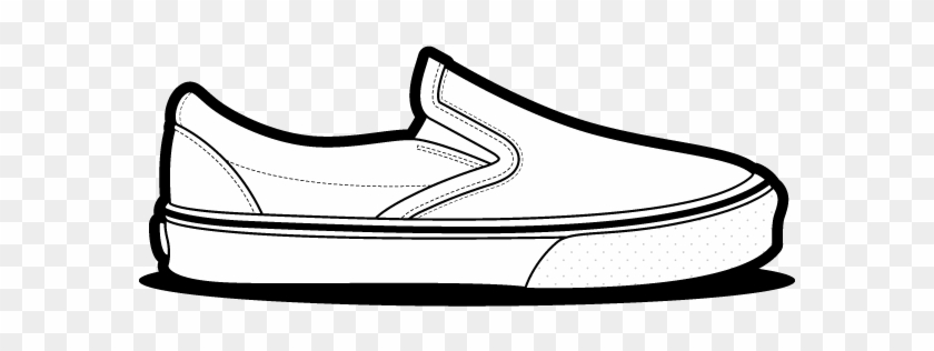 Drawn Shoe Van - Kids Shoes Size Guide #20379