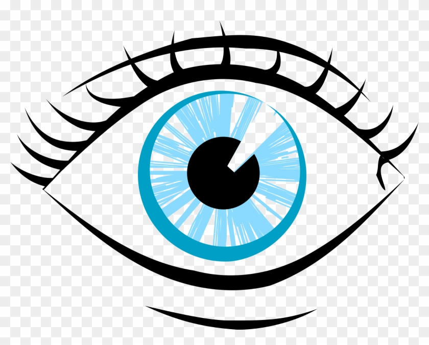 Photos Simple Eye Picture, - Eye Clip Art #20392