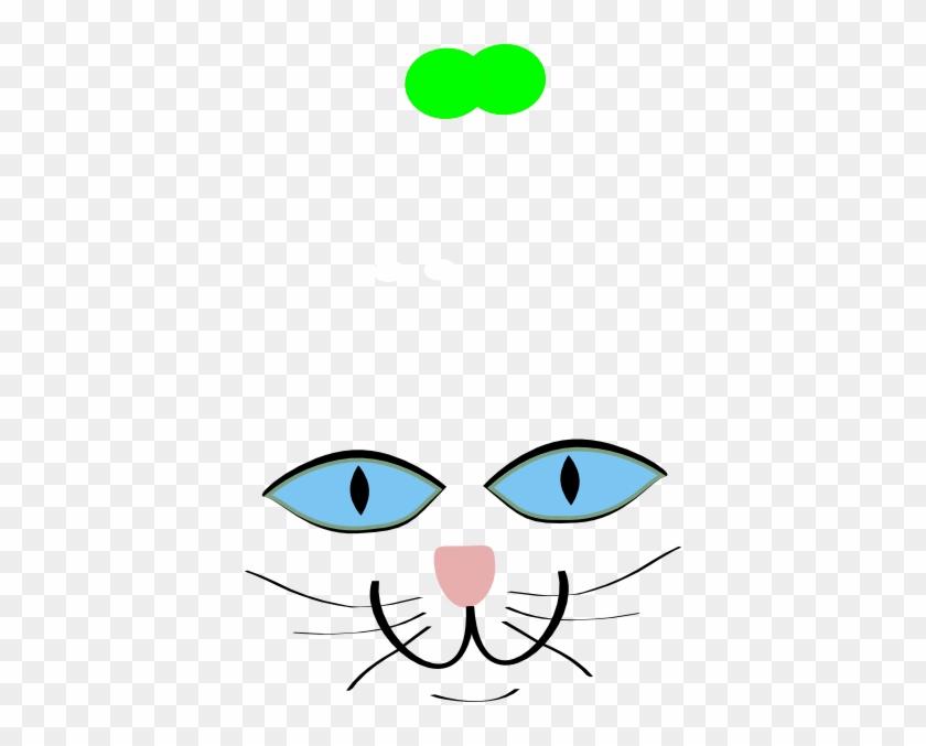Cat Nose Clip Art #20414