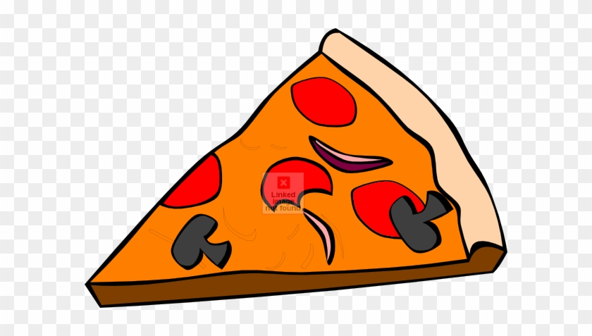 Pizza Project Clip Art - Clip Art Triangle Object #20439