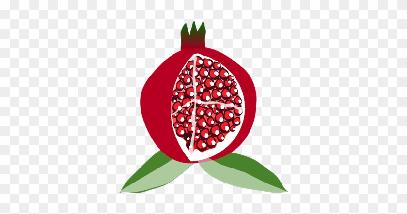 Another Exotic Fruit That's Been Eaten For Centuries, - Pomegranate Logo Png #20527
