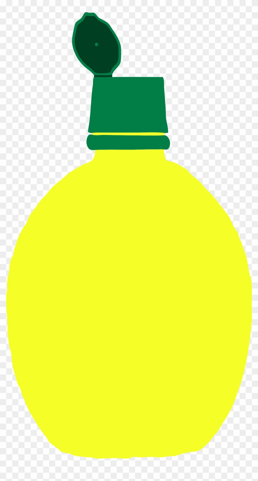 Free Lemon Juice Squeeze - Lemon Juice Clipart #20530