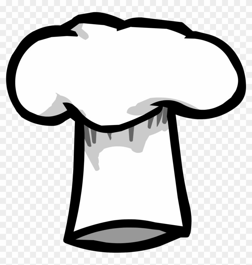 Chef Hat - Club Penguin Chef Hat #20561
