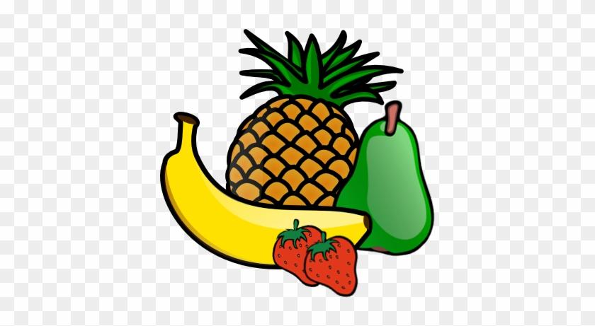 Fruit Image - Smoothie Fruit Clipart #20565