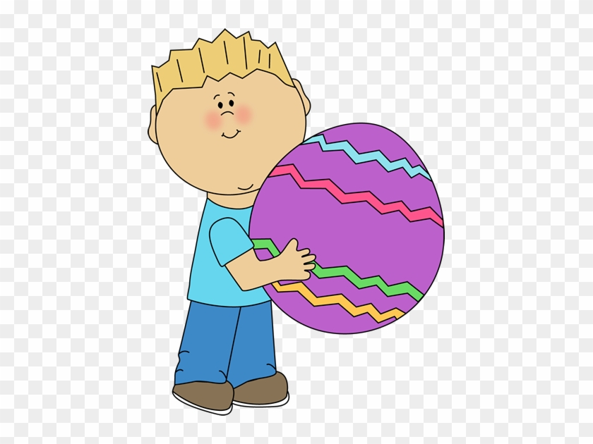 Easter Clip Art For Kids - Easter Clipart For Boys #20607