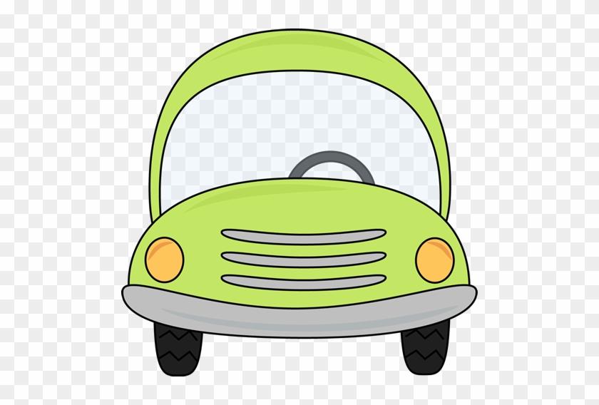 Back Of A Car Clipart - Cute Car Clipart #20617