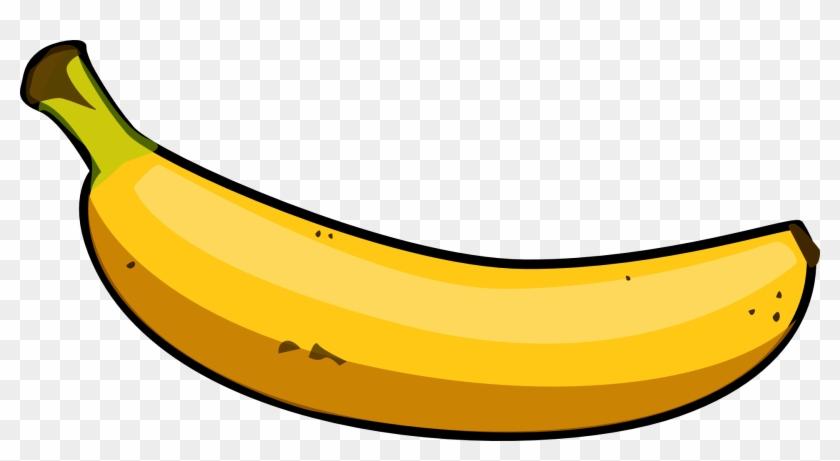 Banana Fruit Clipart - Banana Png #20636