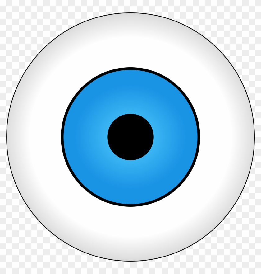 Eye 1 - Http - //www - Clipartbest - - Small Eye Png #20643
