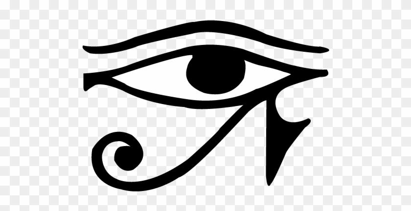 Eye Of Horus Symbol Clip - Eye Of Horus Tattoo #20672