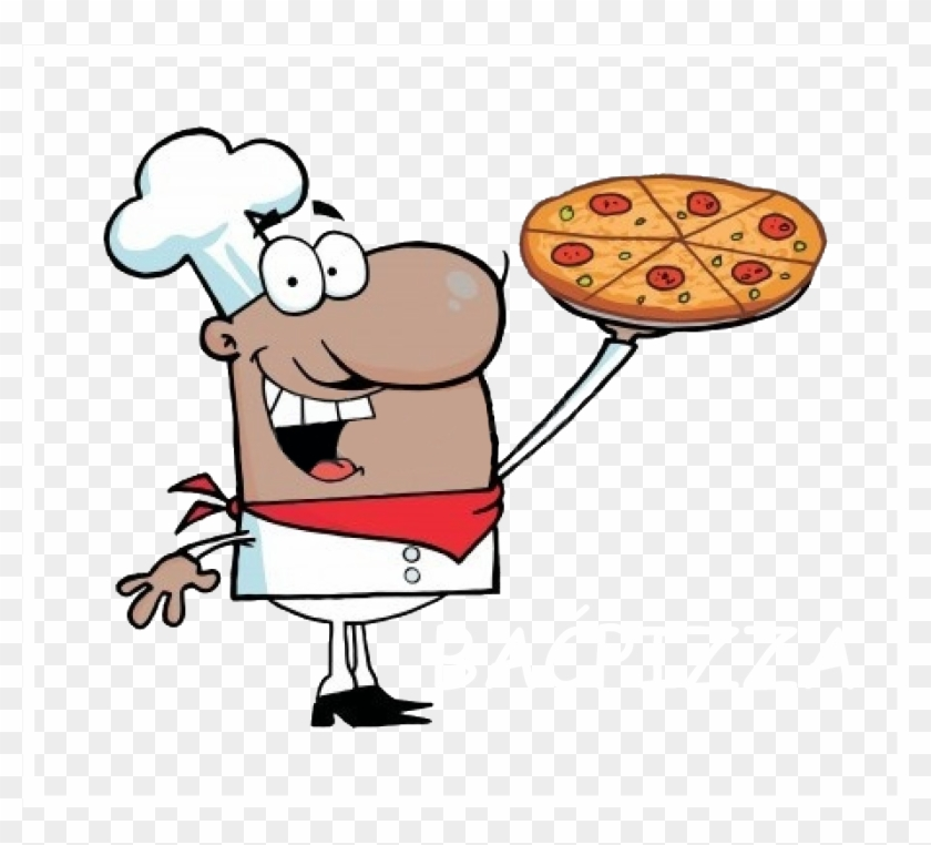 Pizza Italian Cuisine Pepperoni Chef Clip Art - Pizza Italian Cuisine Pepperoni Chef Clip Art #20823