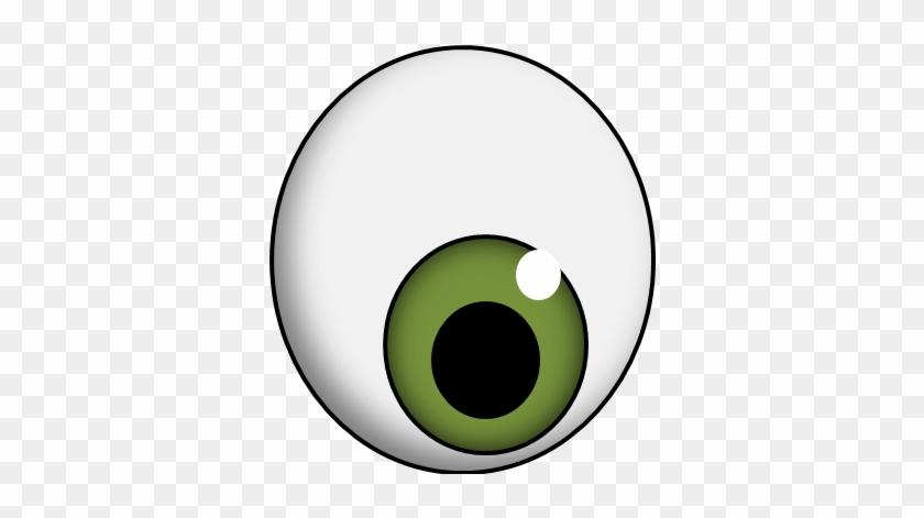 Surprising Idea Googly Eyes Clipart For Panda Free - Monster Eye Clipart #20695