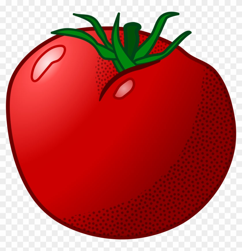 Clipart Of Tomato Tomatoes Clip Art Free Panda Images - Coloured Pictures Of Tomato #20726