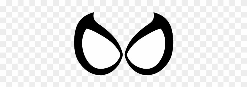 Eye Clipart Spiderman - Spiderman Eyes Png #20733
